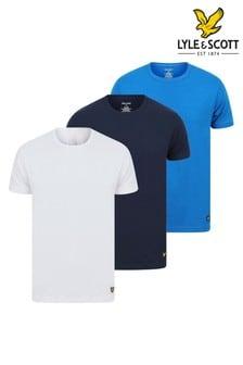 Lyle & Scott Lounge T-Shirts Three Pack