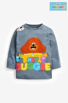Hey Duggee Long sleeve Jersey T-Shirt (3mths-8yrs)