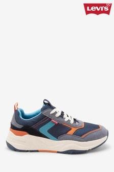 נעלי ספורט צ'אנקי של Levi's® דגם Eastman