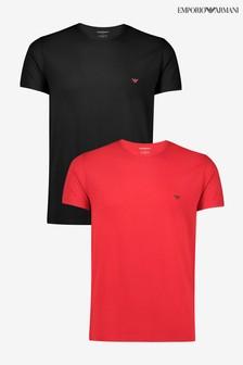 Набор футболок для дома Emporio Armani (2 шт.)