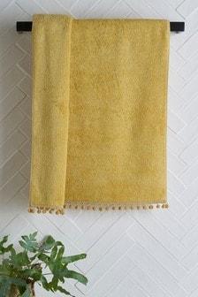 毛球款毛巾