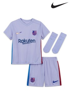 Nike Barcleona 21/22 Away Baby Infant Kit
