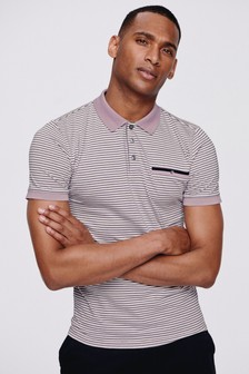 Smart Stripe Polo