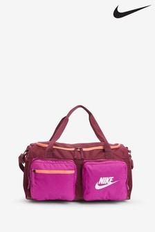 Nike Pink Future Pro Duffel Bag