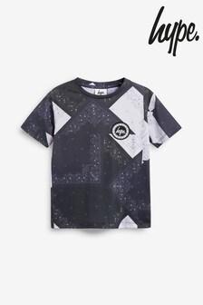 Hype. Geometric T-Shirt