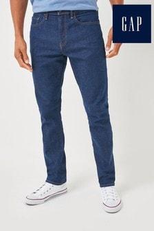 Gap Dark Rinse Slim Fit Jeans