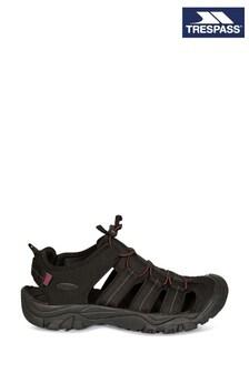 Trespass Black Torrance - Male Sandals