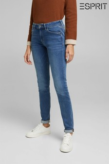 Esprit Blue Skinny Pants Denim Jeans