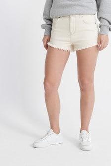 מכנסיים קצרים חתוכים של Superdry