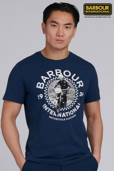 Barbour® International Archive Checkers T-Shirt