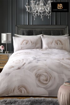 Laurence Llewelyn-Bowen Sacred Floral Duvet Cover and Pillowcase Set