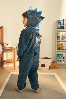 Soft Touch Fleece All-In-One (9mths-12yrs)