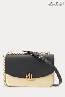 Lauren Ralph Lauren® Leather Mini Madison Cross Body Bag