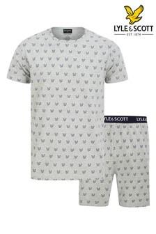 Lyle & Scott休閒短褲及T恤組合
