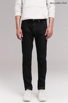 Abercrombie & Fitch zwarte skinny jeans