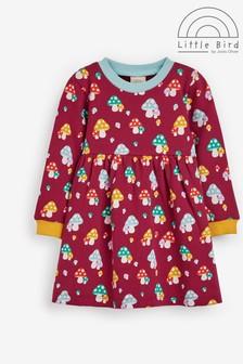 Little Bird Printed Smock Dress