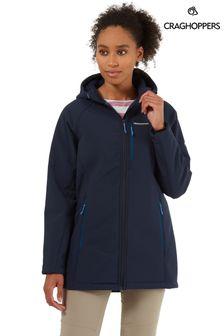 Craghoppers Blue Ara Weather Proof Jacket