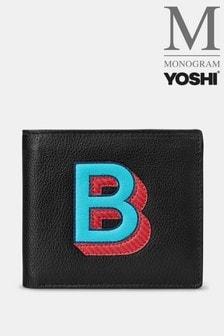 Yoshi字母圖案錢包