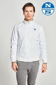 North Sails White Sailor 2.0 Jacket