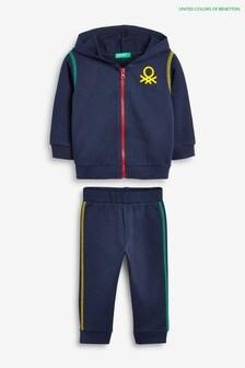 Benetton Hoody Jogging Set