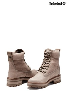 Timberland® Courmayeur Valley Nubuck Lace Up Boots
