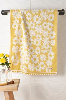 Floral Bloom Towel