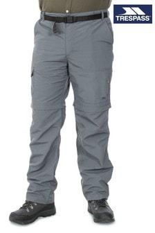 Trespass Grey Rynne - Male Moskitophobia Trousers