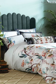 Ted Baker White Decadence Spice Pillowcase