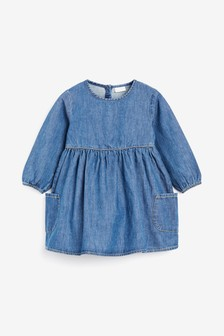 Long Sleeve Dress (0mths-2yrs)
