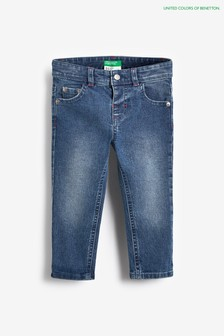 Benetton Dark Wash Jeans