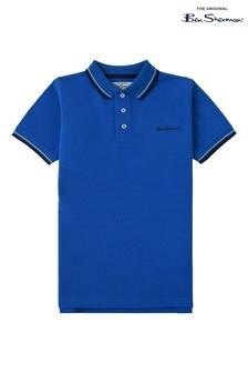 Ben Sherman® Blue Romford Polo