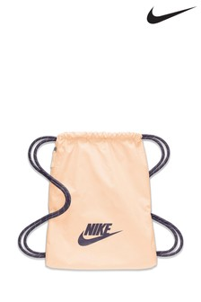 Nike Pink Heritage Gym Sack