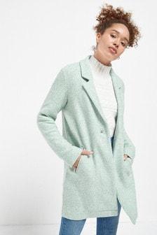 Svetrové kabáty