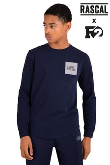 Rascal F2 Blue Real T-Shirt