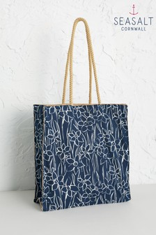 Seasalt Navy Kitchen Garden Bag