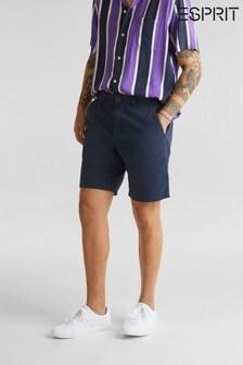 Joules Chino-Shorts, Blau