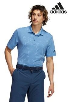 adidas Camo Golf Polo Shirt