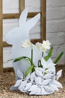 Kvetináč v tvare zajačika