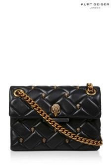 Kurt Geiger London Mini Kensington Stitch Evening Bag