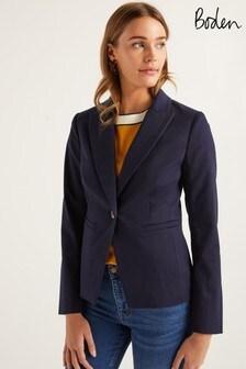 Boden Blue Brotherton Jacket
