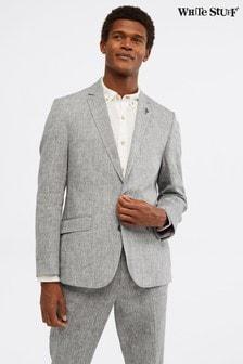 White Stuff Grey Northcote Linen Blazer (231750) | $225
