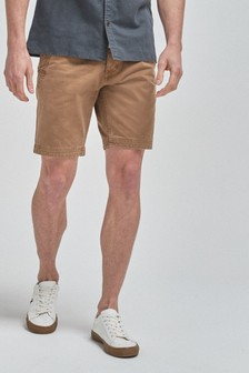 Premium Laundered Chino Shorts