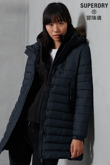 Superdry Navy Fuji Jacket