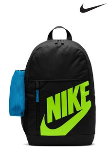 Nike Kids Black Elemental Backpack