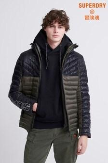 Куртка в стиле колорблок Superdry  Fuji
