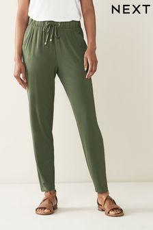 Pantaloni de trening din jerseu