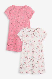 حزمة من2 قميص نوم (3-16 سنة)