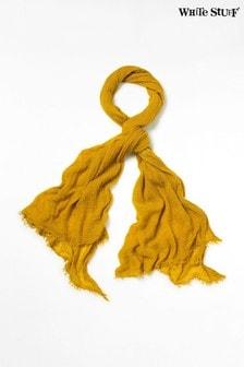 Желтый шарф White Stuff Dreaming Away
