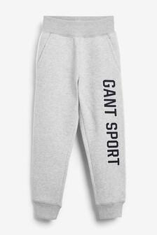 Pantalon de survêtement style sport GANT gris