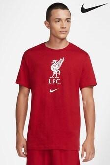 Nike Liverpool Crest T-Shirt